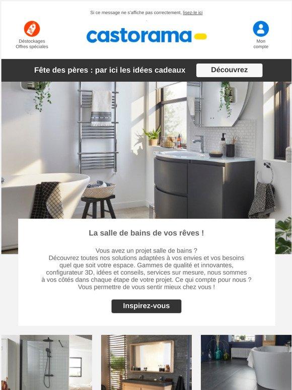 Castorama Fr Un Nouveau Projet Salle De Bains Ensemble Realisons Le Milled