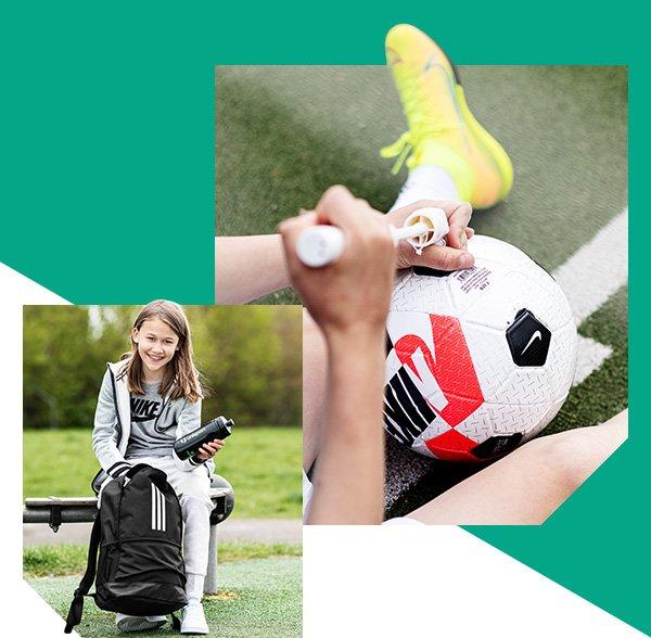 unisportstore.de: Fußball für Jungs und Mädels | Milled