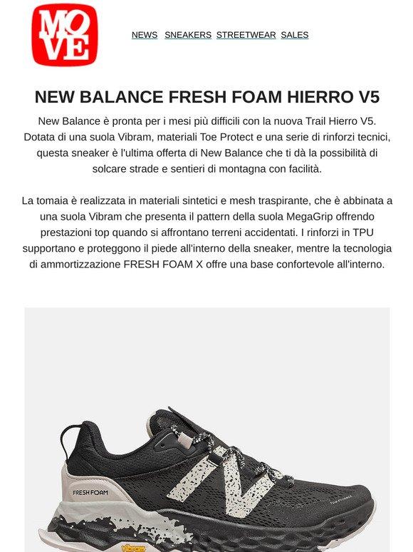 new balance montagna