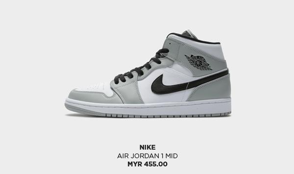 JD Sports (MY): New Air Jordan 1 Just