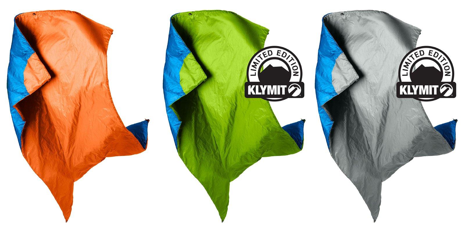 Klymit: Get Cozy with the Versa Blanket | Milled