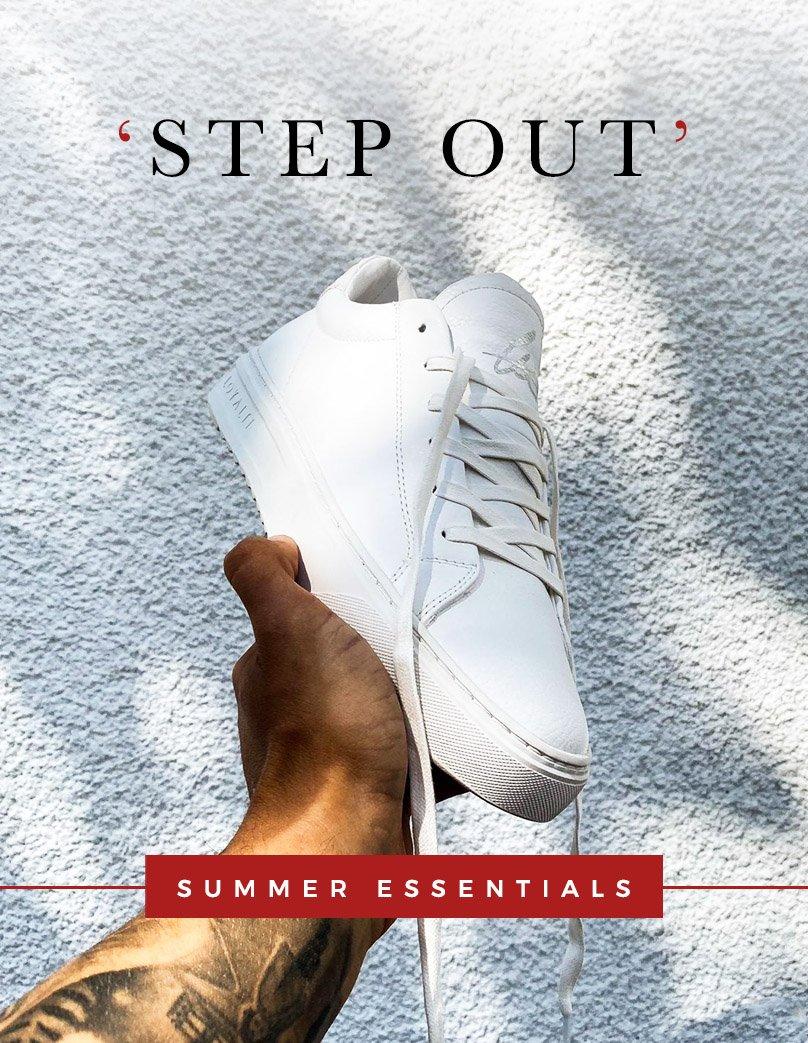 Loyalti Footwear - Summer Essentials