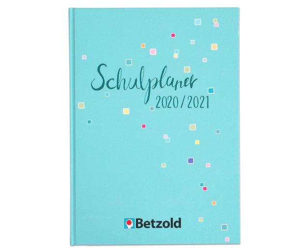 Lehrer-Kalender Planer Betzold Design-Grundschulplaner 2020//2021 Hardcover