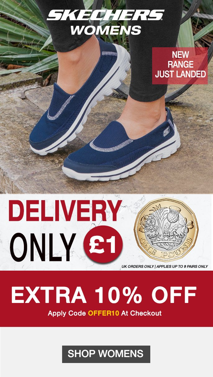Express Trainers: Skechers Clearance