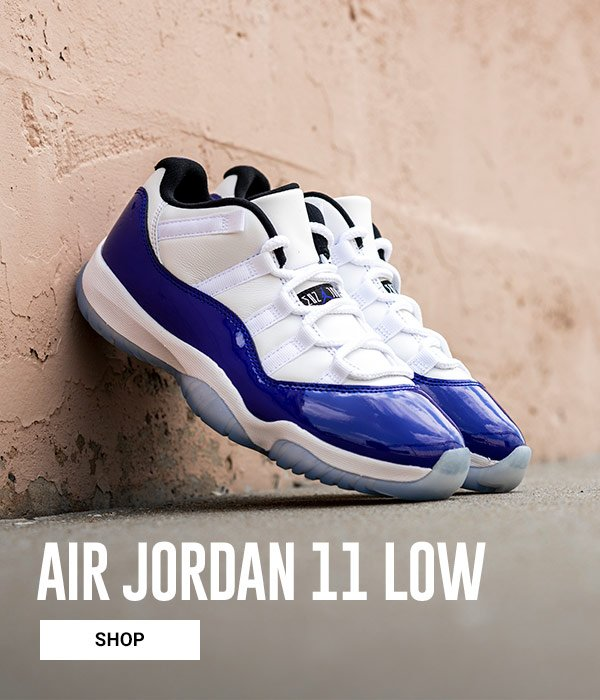 Your City My City Air Jordan 11 Low Concord Sketch Milled