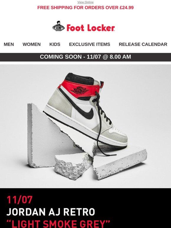 Foot Locker Uk Coming Soon Nike Air Jordan 1 Retro High Og