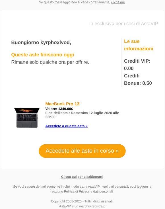 Buongiorno Web Foto Vip.Astavip Richiamo Macbook Pro 13 Oggi Su Astavip Milled