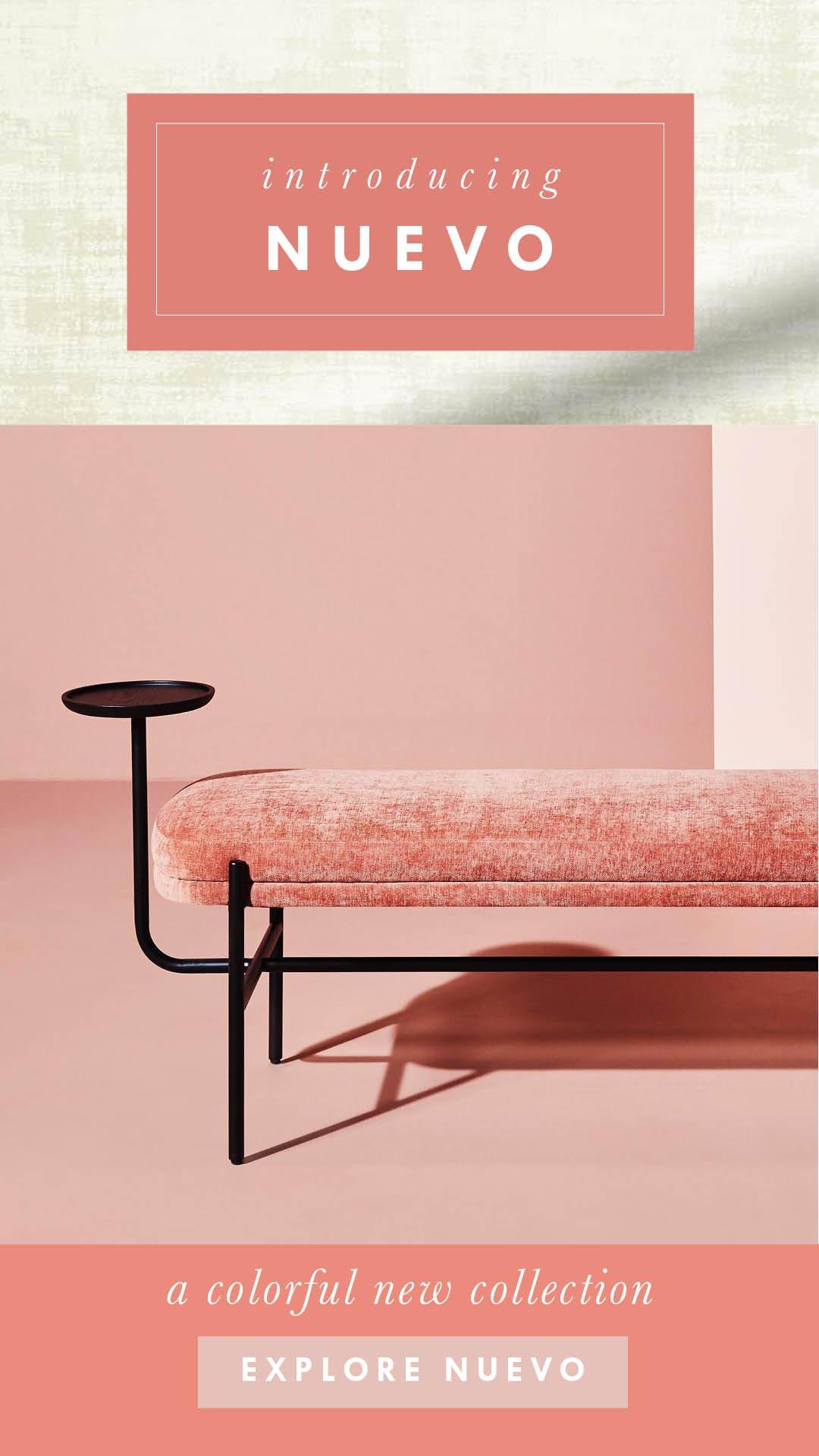Alchemy Fine Home: Introducing :: Nuevo modern furniture