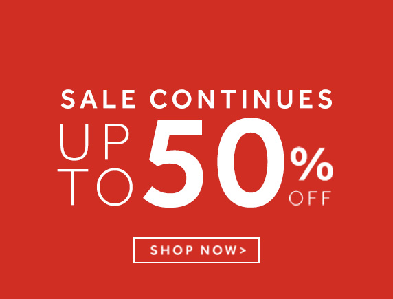 Charles Clinkard: Our Sale Continues