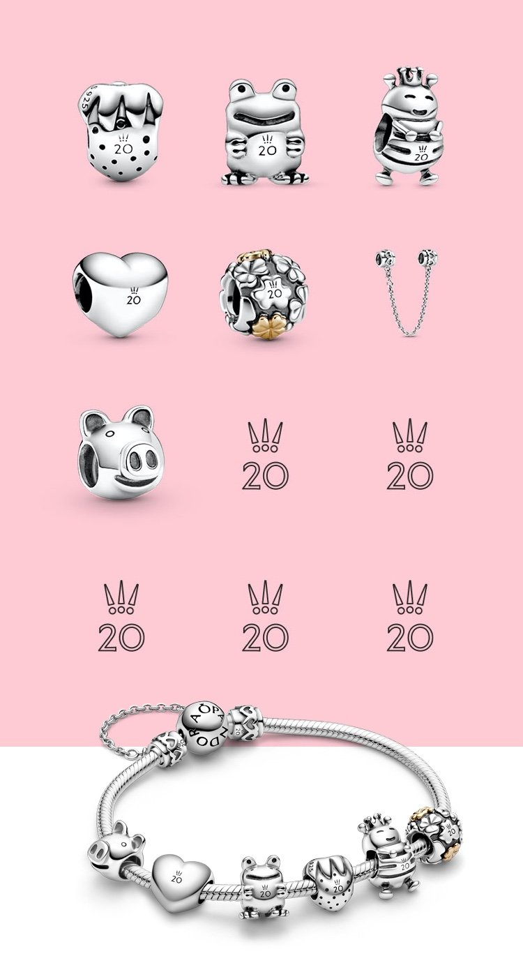 Pandora : The July 2020 Limited Edition collector's charm is out ...