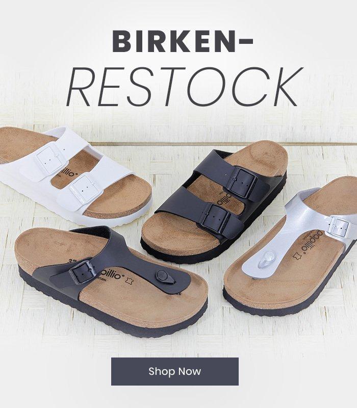 Office Shoes: Birken-Restock | Milled