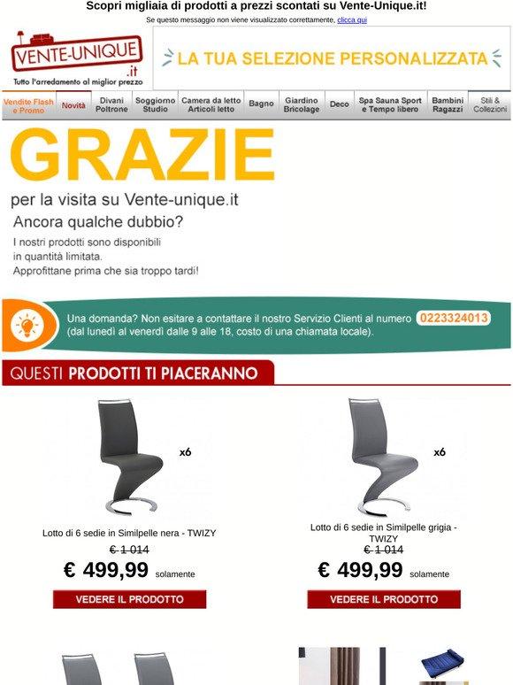 Vente Unique It Email Newsletters Shop Sales Discounts And Coupon Codes