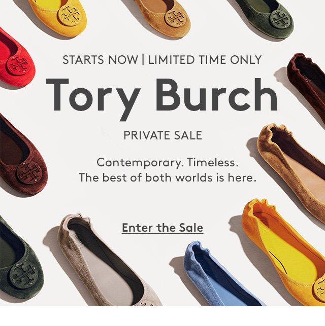 Tory Burch shoes, handbags \u0026 clothing