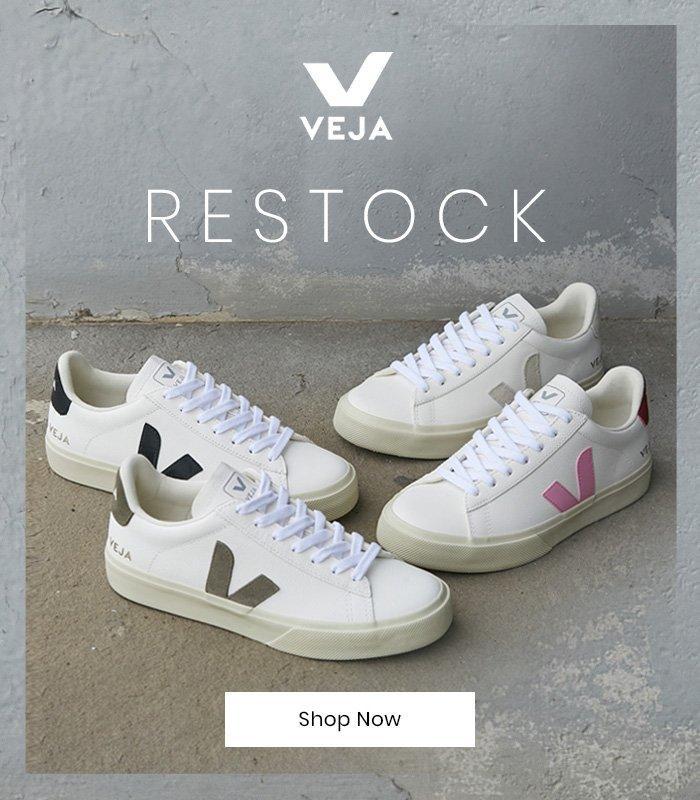 Office Shoes: Veja Restocked | Milled