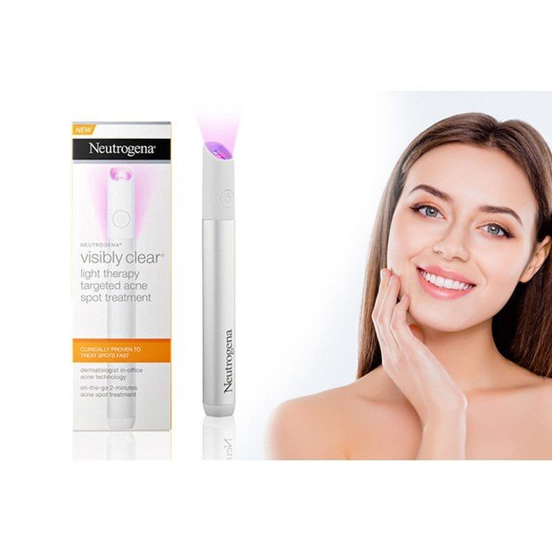 Tanga Neutrogena Visibly Clear Light Therapy Targeted Acne Spot
