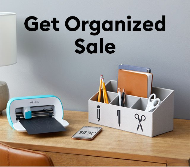Cricut: DIY Your Way to Organizational Bliss | Milled