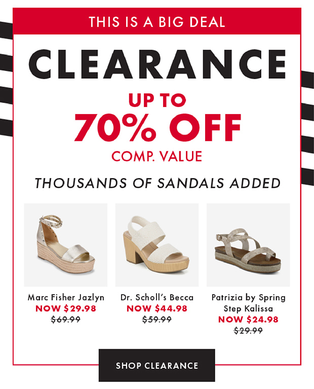 DSW: CLEARANCE up to 70% off \u003e | Milled