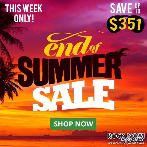 After Christmas Sales 2020 American Musical Supply American Musical Supply: END OF SUMMER SALE ☀️ Big Savings