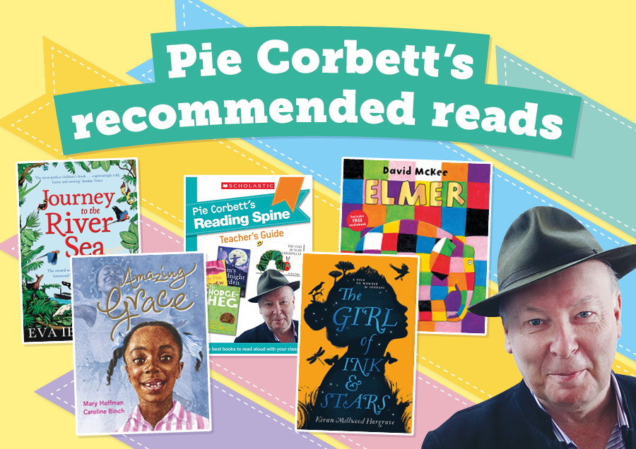 Scholastic: Pie Corbett's collections | Selection of the very best books  for children | Milled