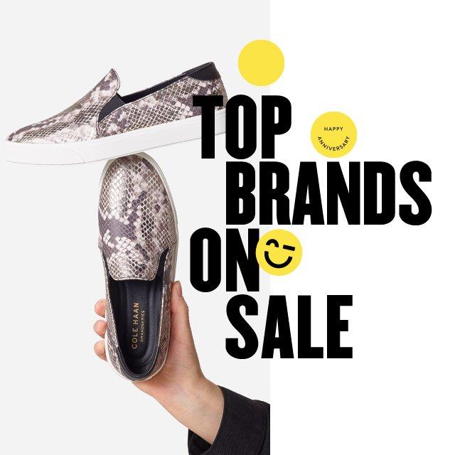Nordstrom Rack: Save on top shoe brands