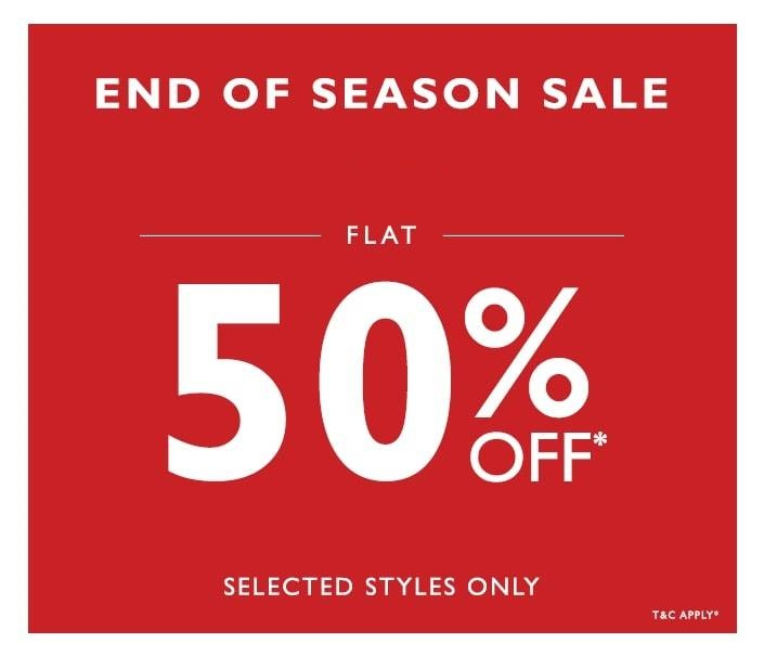 Clarks Shoes- (CPS): END OF SEASON SALE