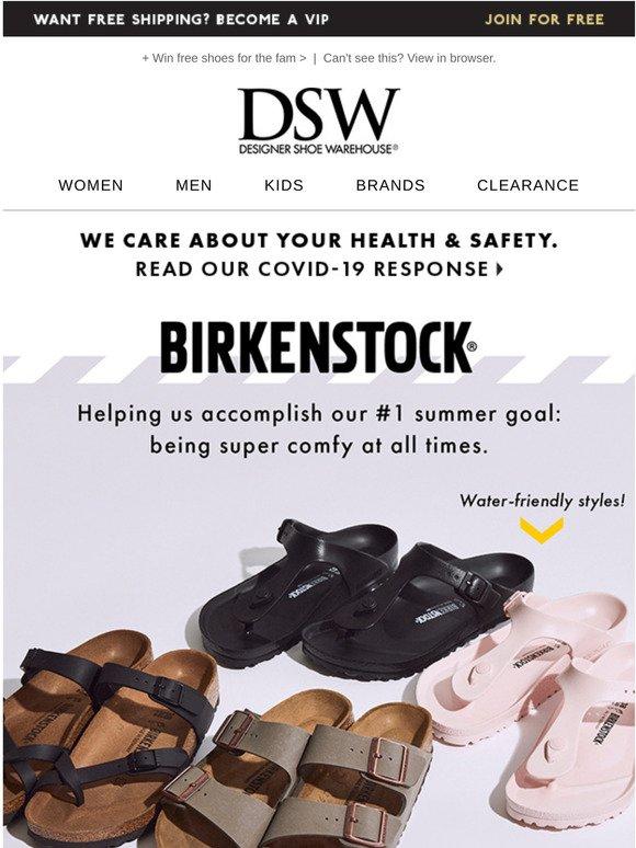 these Birkenstock sandals ASAP. | Milled
