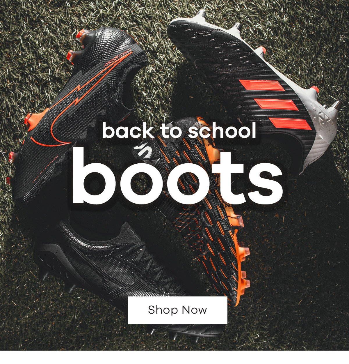 back to school boots