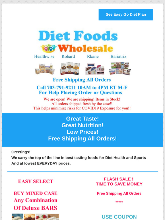 health wise diet retail online