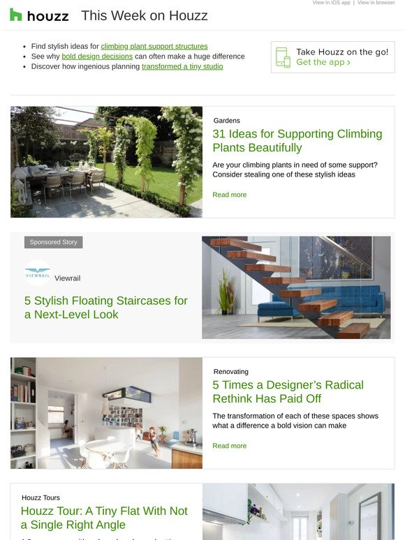 Houzz Uk Clever Home Revamps L Climbing Plant Ideas Ingenious Space Planning Milled