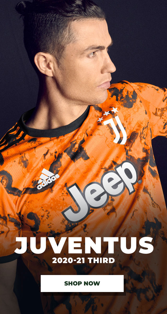 World Soccer Shop Ronaldo S New Third Jersey From Adidas Milled