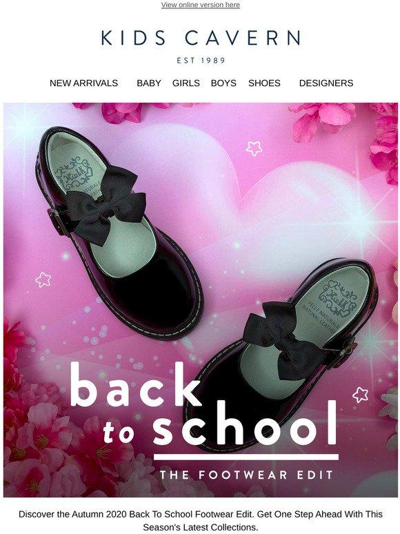 School Ready? 👟Shop The Shoe Edit