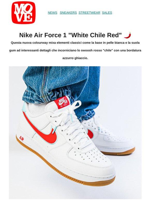 air force 1 pelle