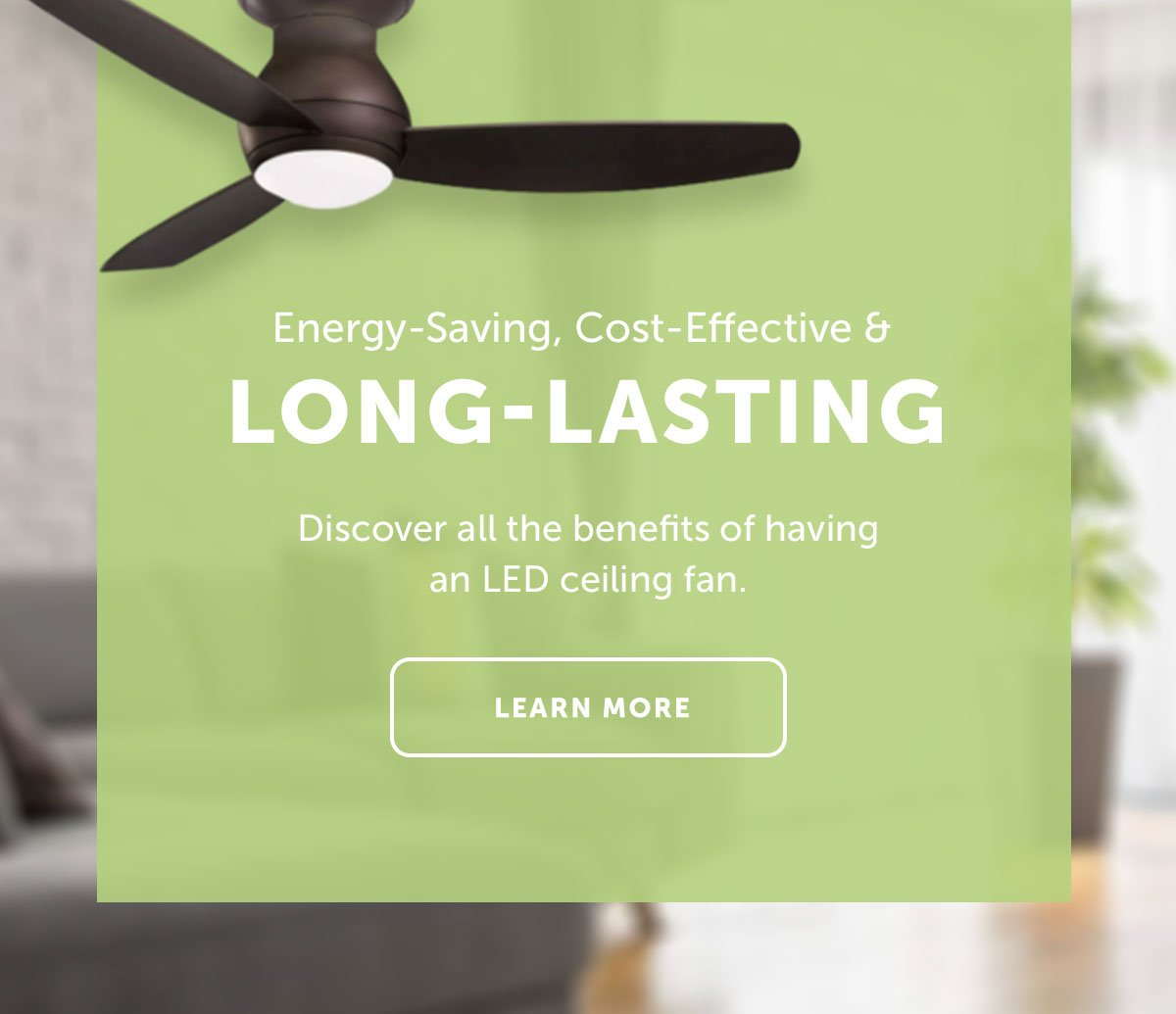 Hansen Wholesale The Benefits Of Led Ceiling Fans Milled