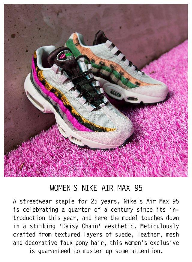 Footpatrol FR: Nike's Air Max 95 'Daisy