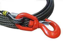 Aw Direct Replace Your Winch Line Today Milled Cable winch erection,set up wire rope. aw direct replace your winch line