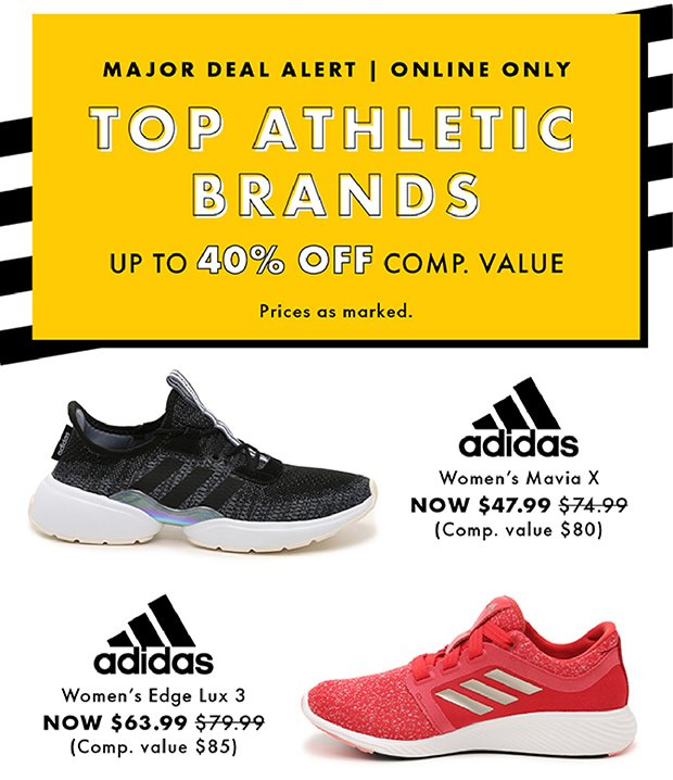 DSW: Great offers are in here waiting