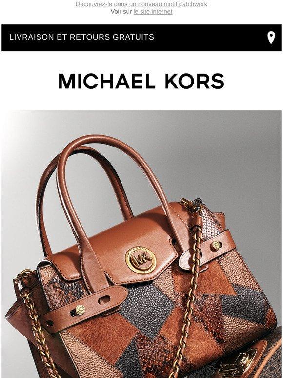 Michael Kors FR: Carmen, un sac qui vous veut du bien | Milled
