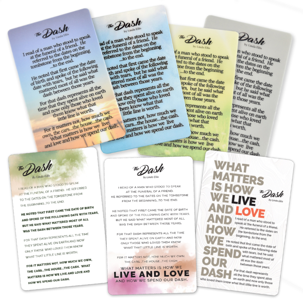 Inspirekindness Live Your Dash Milled The dash poem official site. inspirekindness live your dash milled