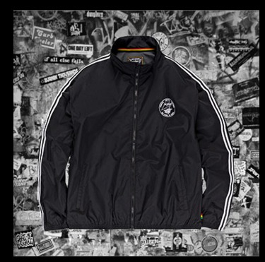 Element x Bad Brains Bowery Track Jacket