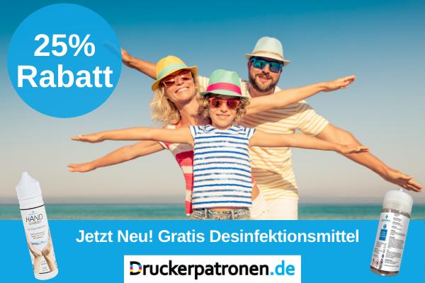 Jetzt 25% Rabatt & Gratisversand sichern!