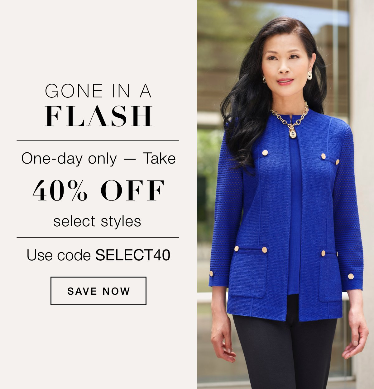 Misook Flash Sale Friday Select Styles 40 Off Milled