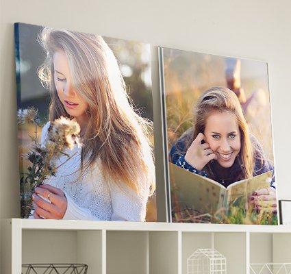 Dein Foto hinter Acrylglas oder auf Alu-Dibond