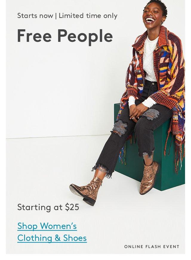 Nordstrom Rack: The Free People