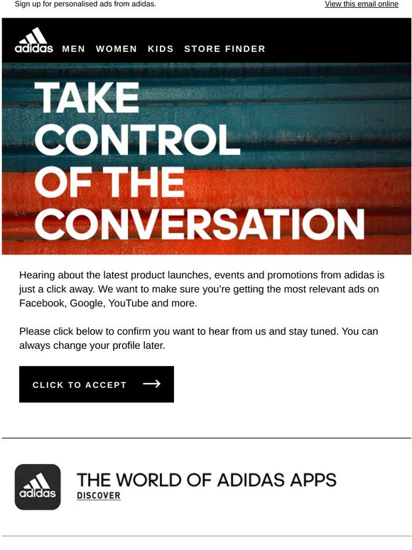 Adidas It S Your Choice Milled