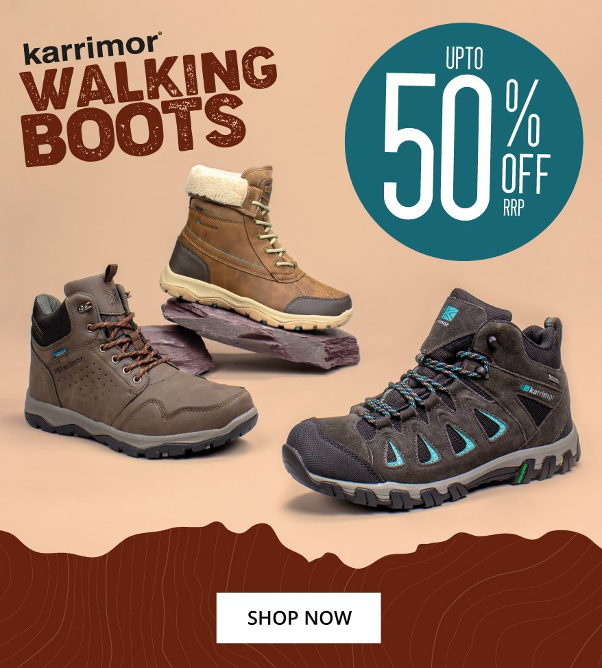 Wynsors Affiliates: Hiking Boots Now In