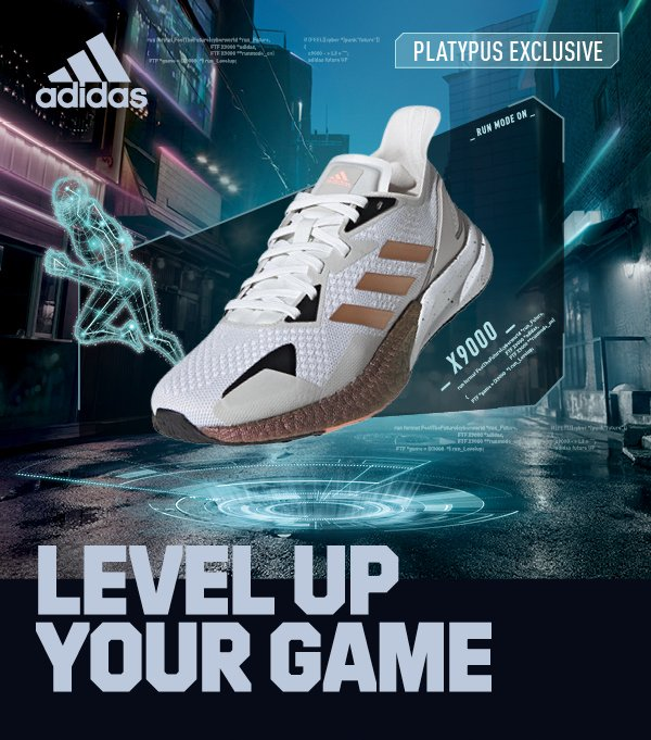 Platypus Shoes: Introducing The adidas
