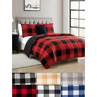 Click here for more details on Buffalo Plaid Reversible Down...