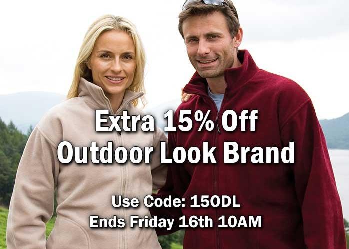 Outdoor Look Mens Tullich Waterproof Suit Jacket Trouser Set