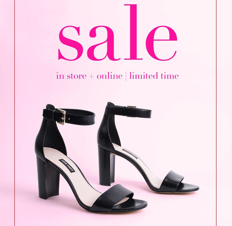 nine west online sale