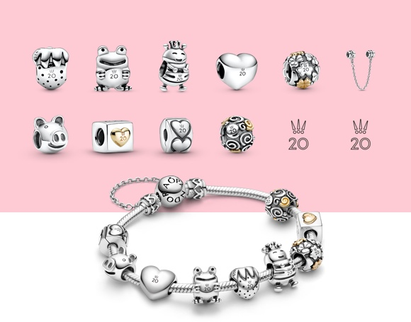Pandora : -this limited edition charm was a Pandora original ...